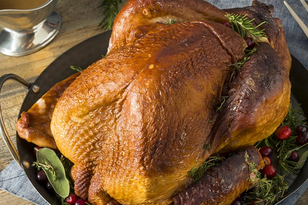 The Simple Technique for a Perfect, Foolproof Roast Turkey