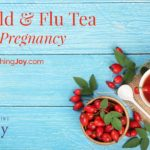 Want an herbal tea that will help you kick your cold or flu to the curb AND is safe to drink during pregnancy? Here's a delicious recipe that will bring relief with each sip.