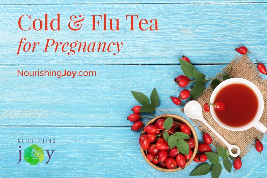 Cold & Flu Tea for Pregnancy